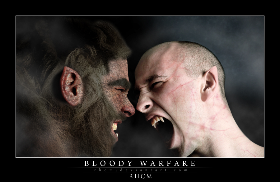 Bloody Warfare (Por Raphael Monteiro)